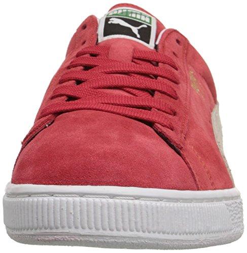 Rosso high Adulto white Sneaker Classic Unisex 48 Risk Red Suede Puma – Eu paqwZZ