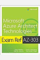 Exam Ref AZ-303 Microsoft Azure Architect Technologies Capa comum