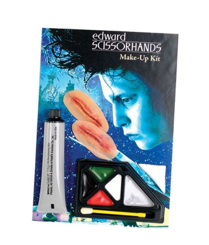 Edward Scissorhands Makeup Kit]()