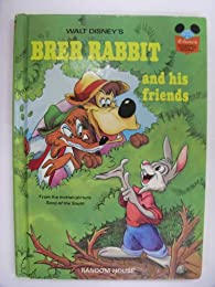Walt Disney's Brer Rabbit and His Friends (Disney's Wonderful World of Reading, No. 13)