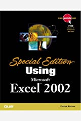 Special Edition Using Microsoft Excel 2002 Paperback