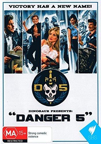 Danger 5 [Region 4] (Six Functions Of A Dollar)