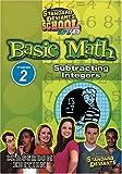 Standard Deviants School - Basic Math, Program 2 - Subtracting Integers (Classroom Edition)