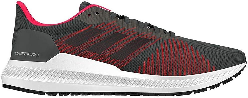 Adidas Solar Blaze M Zapatillas Running Hombre: Amazon.es: Zapatos ...
