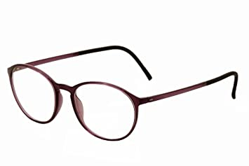 d94edae31808 Image Unavailable. Image not available for. Color: Silhouette Eyeglasses  SPX Illusion Full Rim 2889 6063 Optical Frame 51x18x145mm
