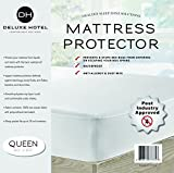 Best Bed Bug Mattress Covers - Ultimate Bed Bug Blocker Zippered Mattress Protector (Queen) Review