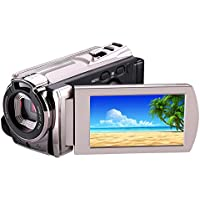 Camcorders,ESHOWEE 3.0 Inch FHD 1080P 30 FPS IR 24MP 16X Digital Zoom Video Camera Camcorder With WiFi
