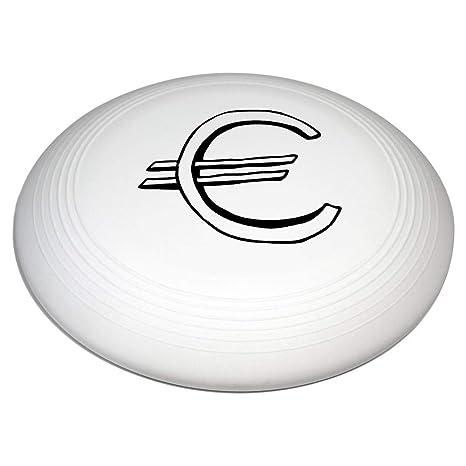 Azeeda Símbolo del Euro Disco Volador (FD00020522)
