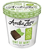 Arctic Zero Hint Of Mint Creamy Pint, 16 Fluid Ounce (Pack of 6) offers