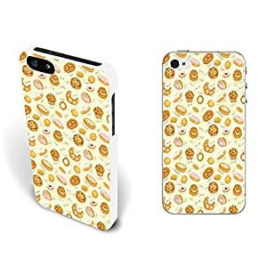 Cool Iphone Case Cover Shell for Iphone 5/5s Custom Design Graphic Teen Girls Cell Phone Back Case Skin (cupcake cookies BY629)