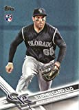 2017 Topps Series 2 #397 Stephen Cardullo Colorado Rockies Rookie Baseball Card