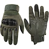 WTACTFUL Touchscreen Motorcycle Full Finger Gloves...