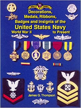 Amazon.com: The Decorations, Medals, Ribbons, Badges and