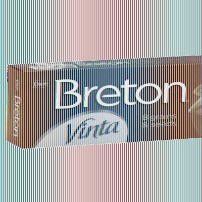 Breton/Dare, Cracker, Vinta, Pack of 12, Size - 8.8 OZ, Quantity - 1 Case by Breton/Dare