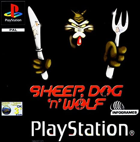 Sheep Dog N' Wolf: Amazon.es: Videojuegos