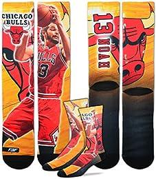 Cleveland Cavaliers NBA Center Court Crew Socks - Lebron James