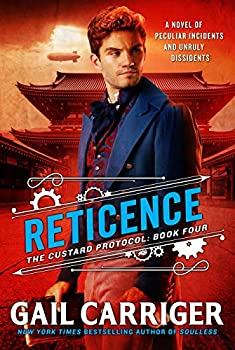 Reticence by Gail Carriger science fiction and fantasy book and audiobook reviews