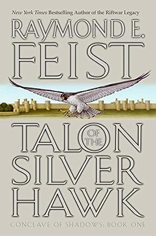 book cover of Talon of the Silver Hawk