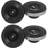 Infinity PR6512IS 330W 6.5 Primus 2-Way Coaxial Car Speakers (2Pairs)