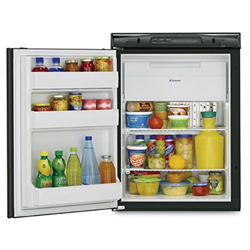 Dometic RM2554RB CoolFreeze Black Refrigerator