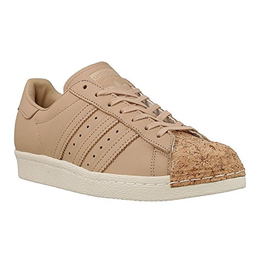 80S Top Pack Sneakers beige Low Honey adidas Superstar Metallic Women's wEUqgRFg