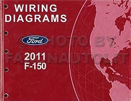 2011 f 150 wiring diagrams ford motor company amazon com books rh amazon com 2011 f150 headlight wiring diagram 2010 f150 wiring diagram