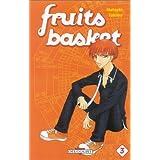 FRUITS BASKET T.03