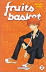 Fruits Basket, tome 3 par Takaya