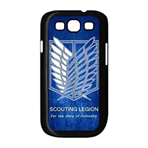 Pink Ladoo? Samsung S3 Case Phone Cover Hard Plastic Attack on Titan