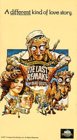 Last Remake of Beau Geste [VHS] Marty Feldman