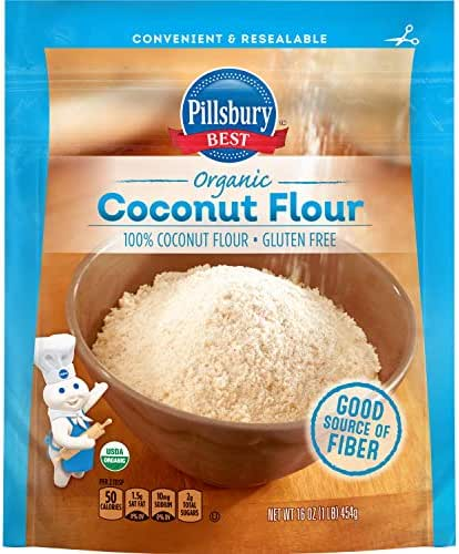 Flours & Meals: Pillsbury Best Organic Coconut Flour