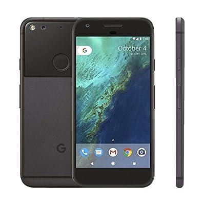 Google Pixel XL 128GB - 5.5 inch Display Verizon GSM Unlocked Smartphone (Certified Refurbished) (Very Silver)