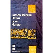 Haiku pour hanae