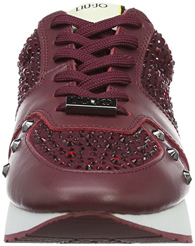LIU JO Shoes Femmes - Sneaker AURA S66011 P0254 - red