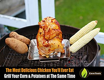 Beer Can Chicken Parent from Cave Tools