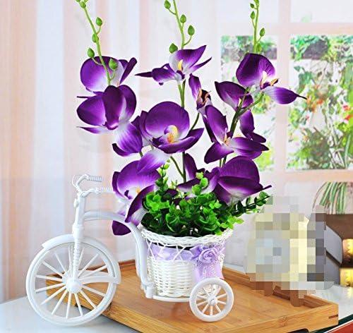 LLPXCC Flores artificiales Creativo la decoración del hogar mesa ...