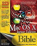 Mac OS X Bible, Jaguar Edition, Lon Poole and Dennis R. Cohen, 0764537318