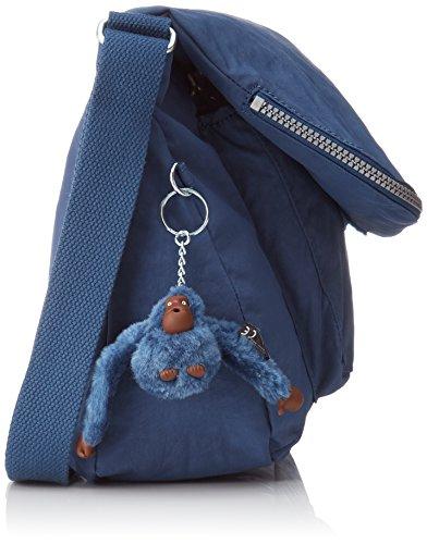 Sacs épaule Garan Blue Jazzy portés Bleu Kipling 1v5axa