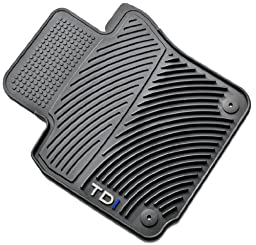 OEM VW Jetta TDI Monster All Weather Floor Mat Set