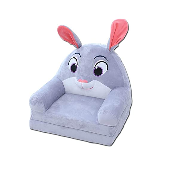 Amazon.com: Fivtyily - Sofá infantil de felpa suave con ...