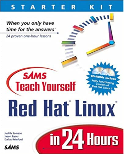 Sams Teach Yourself Red Hat Linux in 24 Hours