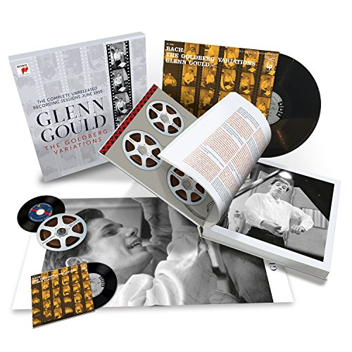 : Glenn Gould - The Goldberg Variations - The Complete Unreleased Recording Sessions June 1955