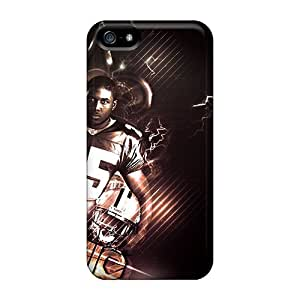High-quality Durable Protection Case For Iphone 5/5s(new Orleans Saints)