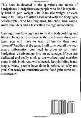Amazon fr - Bodybuilding: The Hardgainer Transformation