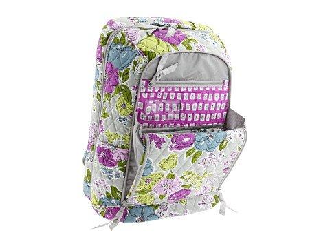Vera Bradley Laptop Backpack (Watercolor) by Vera Bradley (Image #2)
