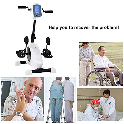 Exercise Bike For Disabled: E-best Design®electronic Physical Therapy And Rehab Bike
