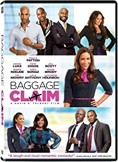 Book Cover: Baggage claim
