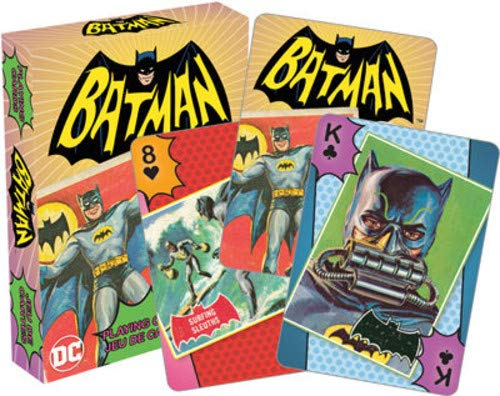 Aquarius Batman TV 2 Playing Cards Playing Cards ()
