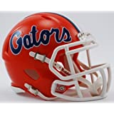 FLORIDA GATORS NCAA Riddell Revolution SPEED Mini Football Helmet