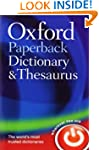 Oxford Paperback Dictionary and Thesa...